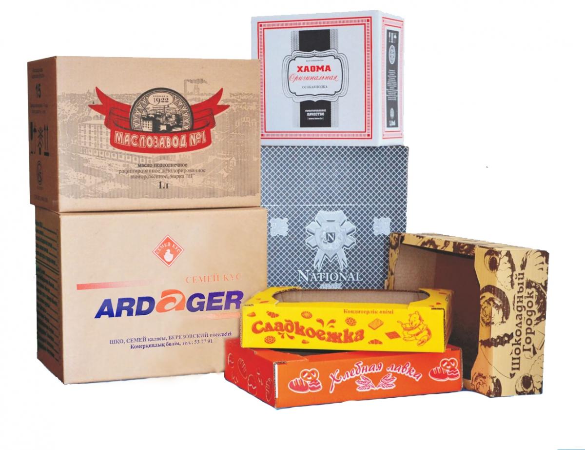 упаковка для кондитерских изделий картон